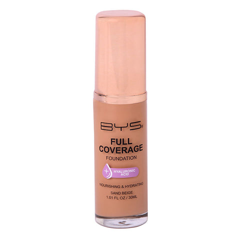 BYS - Full Coverage Foundation Sand Beige