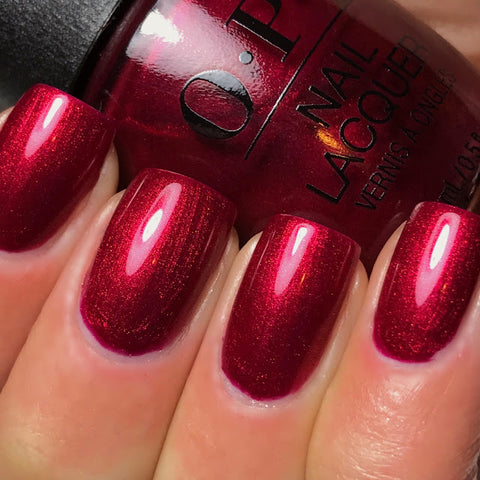 OPI 2017 Love, OPI XOXO 'Sending You Holiday Hugs'