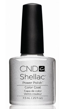 "CND Shellac ""Silver Chrome"""