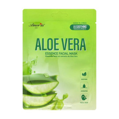 Amor US - Face Sheet Mask Aloe Vera Essence