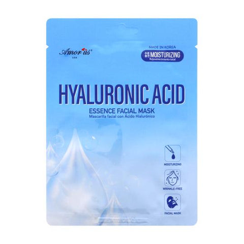Amor US - Face Sheet Mask Hyaluronic Acid Essence