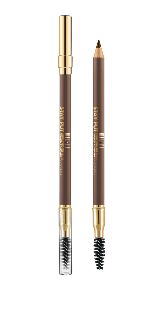 Milani Cosmetics Stay Put Brow Pomade Pencil Discount Beauty