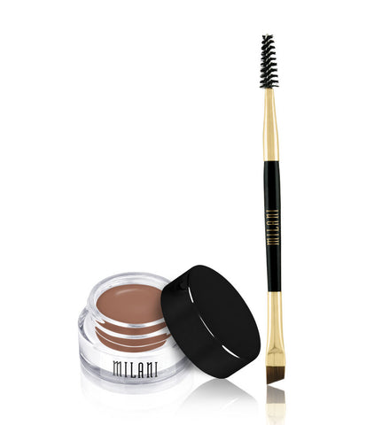 Milani Cosmetics Stay Put Brow Colour - Soft Brown