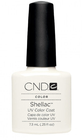 "CND Shellac ""Studio White"""