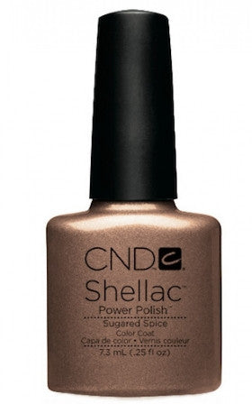 "CND Shellac ""Sugared Spice"""