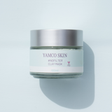 Yamco Skin - Detoxifying Clay Mask