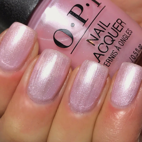 OPI 2017 Love, OPI XOXO 'The Color that Keeps on Giving'