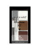 Wet n Wild - Ultimate Brow Kit Ash Brown