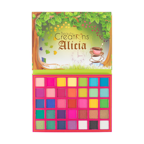 Beauty Creations - Alicia Pro Palette