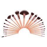 Beauty Creations - Luxe 24pc Brush Set