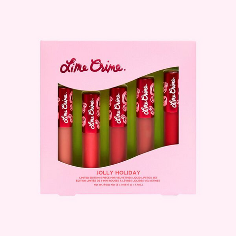 Lime Crime Lip Blaze 'Apple'