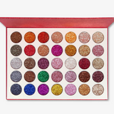Kara Beauty - ES18 Galaxy Glitter Eyeshadow Palette