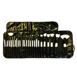 Beauty Creations - 24pc Brush Set Dalmation