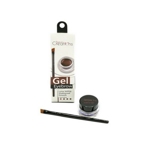 Milani Cosmetics Stay Put Brow Colour - Dark Chocolate