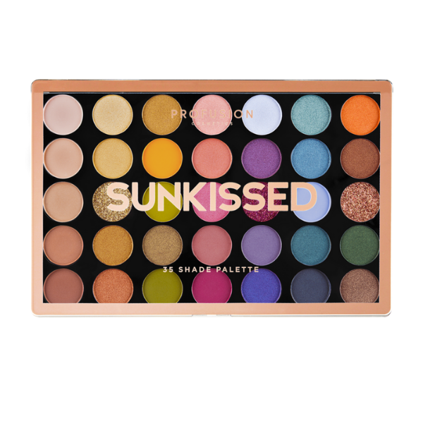 Profusion - Sunkissed Palette