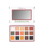 Beauty Creations - Esmeralda Palette