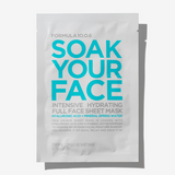 Formula 10.0.6 - Soak Your Face Intensive Hydrating Sheet Mask