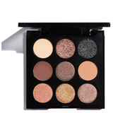 MCoBeauty - Eyeshadow Palette Smokey/Nudes