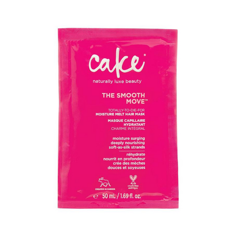 Cake - The Smooth Move Moisture Melt Hair Mask