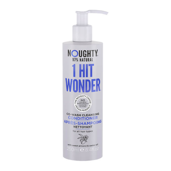 Noughty - 1 Hit Wonder Cleansing Conditioner & Co-Wash