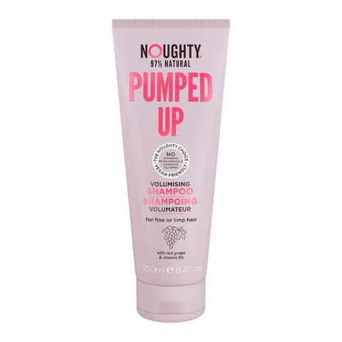 Noughty - Pumped Up Volumising Shampoo