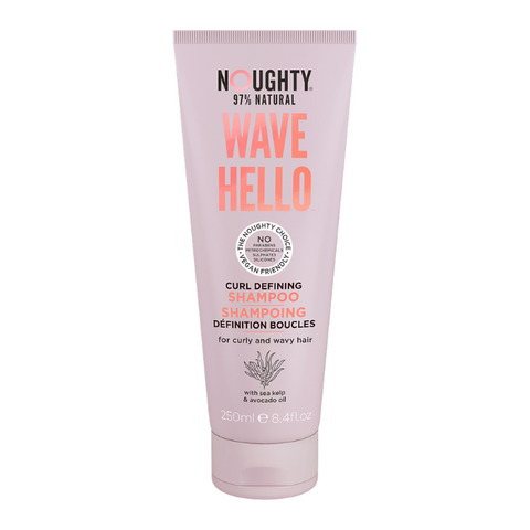 Noughty - Wave Hello Curl Defining Shampoo