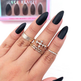 Ace Beaute - Black Swan Luxe Manicure