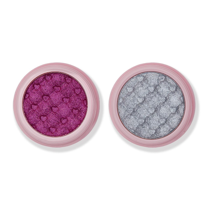 Ace Beaute - Soft Glimmer Shadows Duo Set Huckleberry & French Vanilla