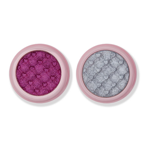 LA Splash Cosmetics - Crystallized Glitter Grape Escape