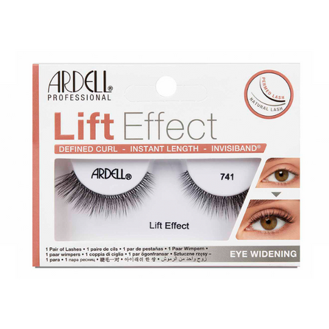 MCoBeauty - Pre-Glued Lashes Wispy Lashes