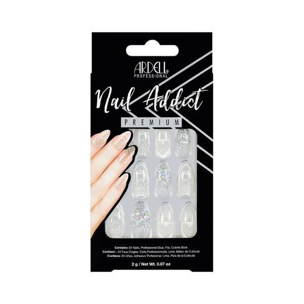 Ardell - Nail Addict Glass Deco