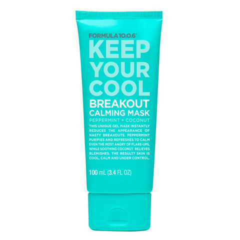 Formula 10.0.6 - Keep Your Cool Skin-Calming Gel Mask