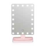 Lurella Cosmetics - Starbright LED Mirror Pink