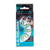 L.A. Colors - Chrome Nail Tips Extraterrestrial