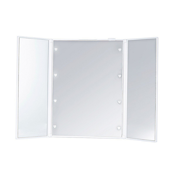 Lurella Cosmetics - LED Kickstand Mirror Purest White