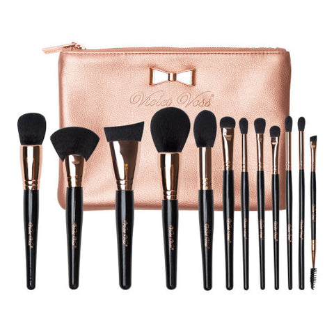 Violet Voss Rose Gold Brush Set