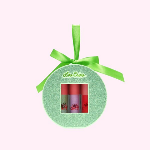 Lime Crime Wet Cherry Gloss - Tangy Cherry