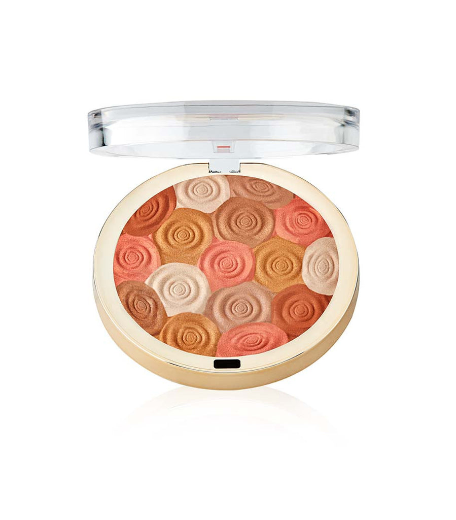 Milani Cosmetics Illuminating Face Powder - Amber Nectar