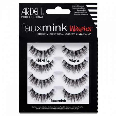Ardell - Faux Mink Wispies 4 Pack