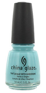 China Glaze Patent Leather Top Coat