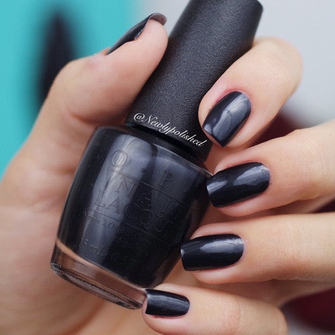OPI 2016 Breakfast at Tiffany's 'Black Dress Not Optional'