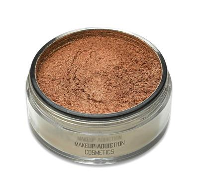Makeup Addiction Cosmetics - Reflecting Highlighter Powder 'Bronzified'