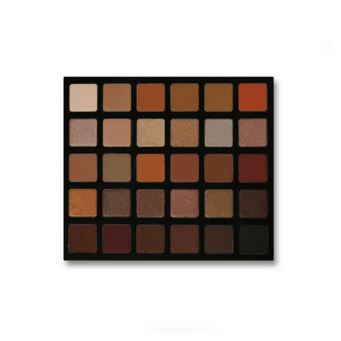 BeBella Cosmetics - Basic Browns Pro Palette