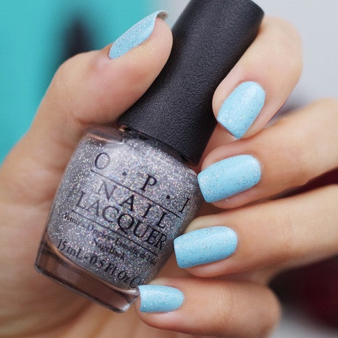 OPI 2016 Breakfast at Tiffany's 'Champagne for Breakfast'