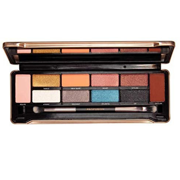 Profusion - Chestnut Eyes Palette