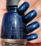 China Glaze 2016 Rebel 'Blue-Ya'