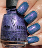 China Glaze 2016 Rebel 'Don't Mesh With Me'