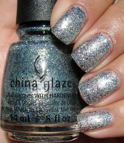 China Glaze 2016 Rebel 'Holo At Ya Girl!'