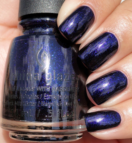 China Glaze 2016 Rebel 'Teen Spirit'