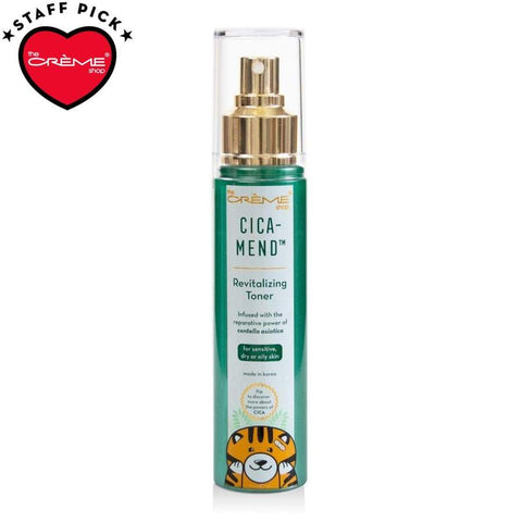The Creme Shop - Cica-Mend - Revitalizing Toner Mist